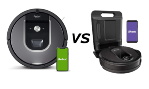 Shark IQ Robot Vs Roomba 960