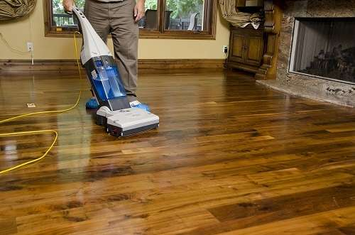 How to Clean Unfinished Wood Floors?