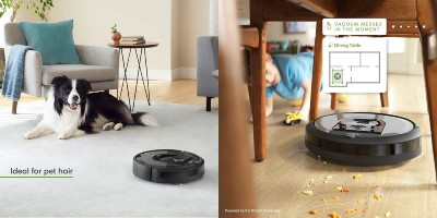 Key Differences Between iRobot Roomba i7 and i8
